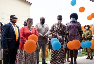 Orange Support Centre Launched in Ghana
